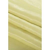 Монорей, портьерная ткань  желтый