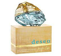 Женская парфюмированная вода Deseo Jennifer Lopez (сияющий, чувственный, естественный аромат)