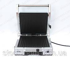 Гриль электрический со съёмными пластинами MPM MGR 10 2000 Вт