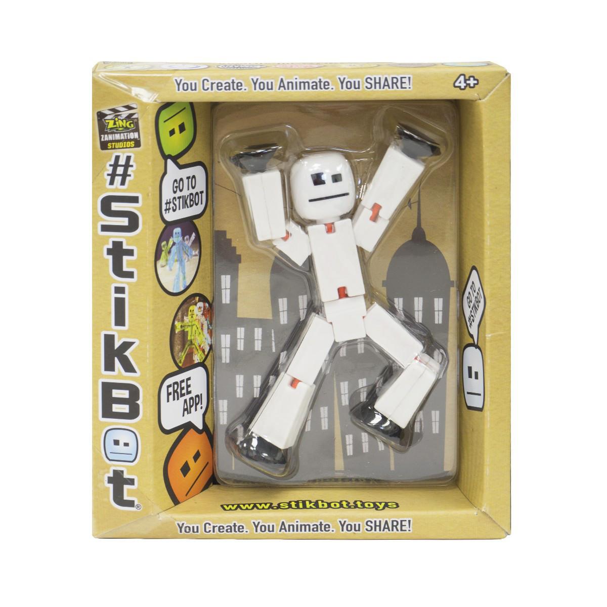 Stikbot S2 Фігурка білий