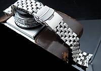 22 мм SUPER Engineer Type II 316L стальной браслет для Seiko SKX007, SKX009, SKX011