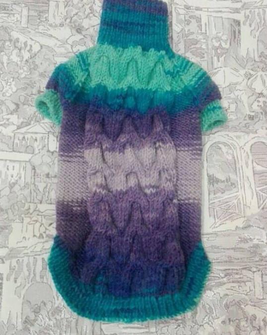 вязаные свитера для собак ручная работа продажа цена в харькове