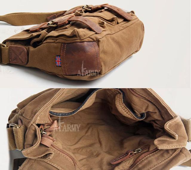 Мужская молодежная сумка Army