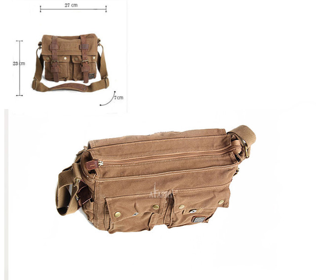 Мужская стильная сумка Army в стиле casual