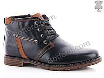 Ботинки KANGFU T311-3 черный