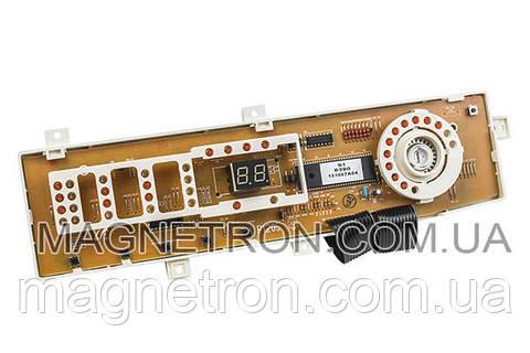 Модуль управления для стиральной машины Samsung MFS-S803J-02