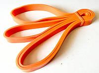 Резиновая петля серая (лента сопротивления для подтягивания) XS (нагрузка 6-31 кг), фото 1