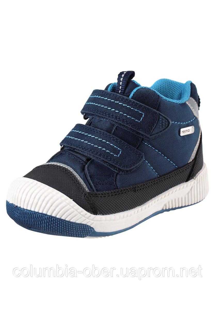 Демисезонные ботинки для мальчика Reimatec 569349-6980. Размеры 20-27.