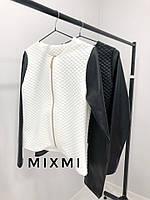 Пиджак стёганный трикотаж, фото 1