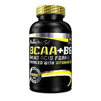 Аминокислоты БЦАА BioTech BCAA + B6 340 таблеток