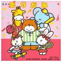 Бумага для оригами «Весёлая команда», фото 1