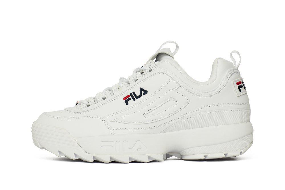 6ecdb37a9b2020 Оригинальные мужские кроссовки FILA Disruptor Low: продажа, цена в ...