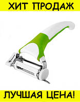 Трипл Слайсер (Triple Slicer) 3 в 1 кухонный прибор для нарезки овощей, фото 1