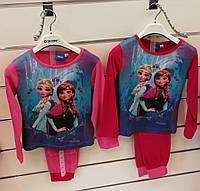 Пижамы детские оптом, Disney, 104-140 рр