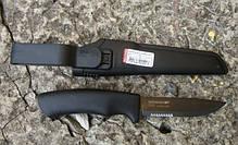 Нож Mora BushCraft BLACK SRT 12418/ 12417, фото 2