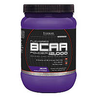 Аминокислоты БЦАА Ultimate Nutrition BCAA 12 000 228 грамм Фруктовый пунш