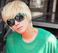 Парик короткий мужской блонд