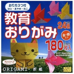 Бумага для оригами «Чудесное настроение»