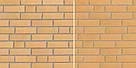 Кирпич клинкерный Rheinland creme-gelb гладкий NF, фото 2