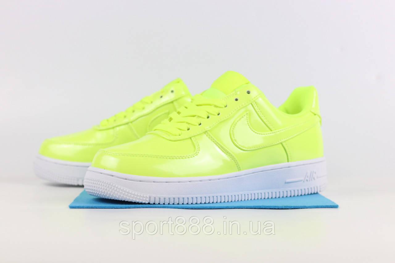 cb4a3fa7 Nike Air Force 1 Low Neon мужские женские кроссовки - sport888 в Николаеве