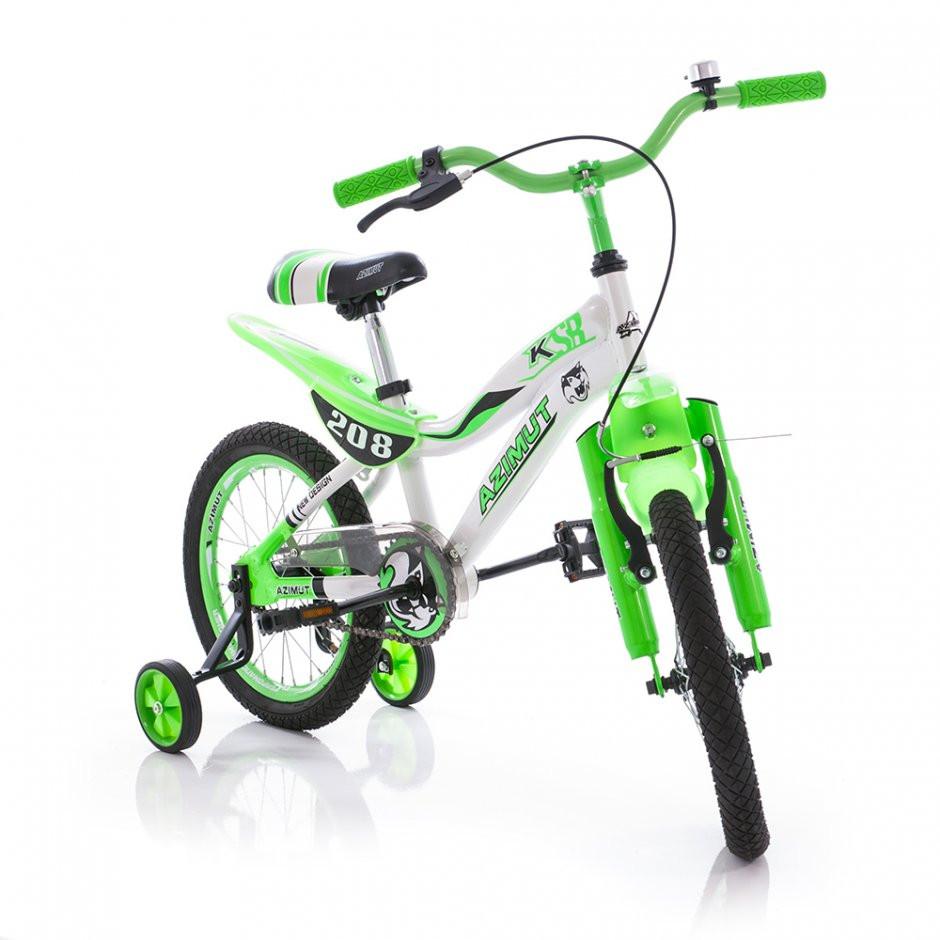 """Детский велосипед Azimut KSR Premium 16 (рекомендуем!) -   Интернет-магазин """"VELOSPORT.OD.UA""""  в Одессе"""
