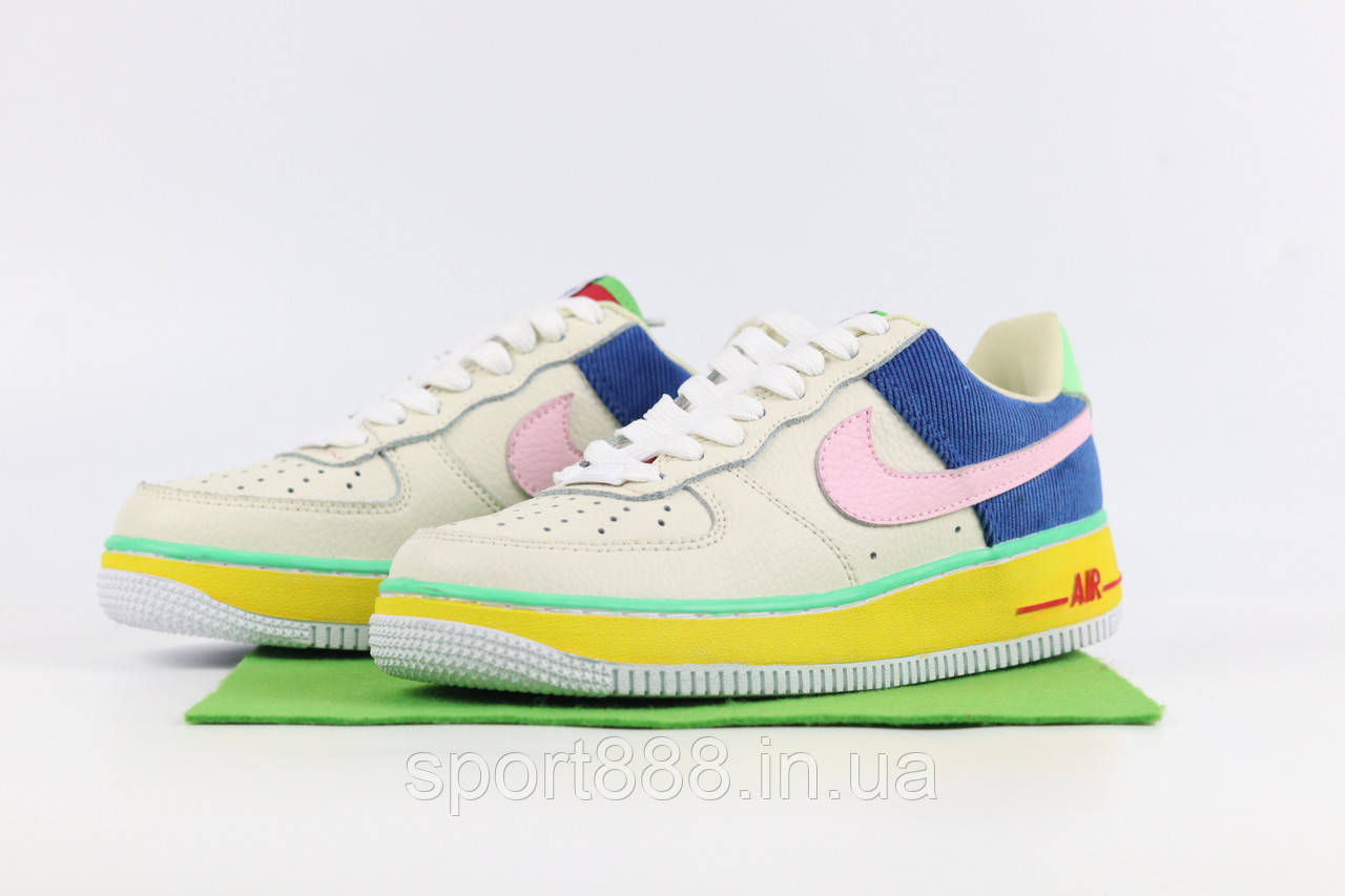 bc61e882 Nike Air Force 1 Low мужские женские кроссовки: продажа, цена в ...