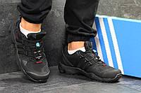 Кроссовки мужские черные Adidas AX2 5871