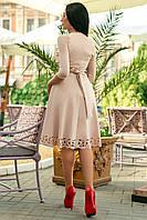 Женское платье батал Мирабель, фото 1