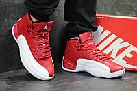 Кроссовки мужские красные с белым Nike Jordan Jumpman 23 5945