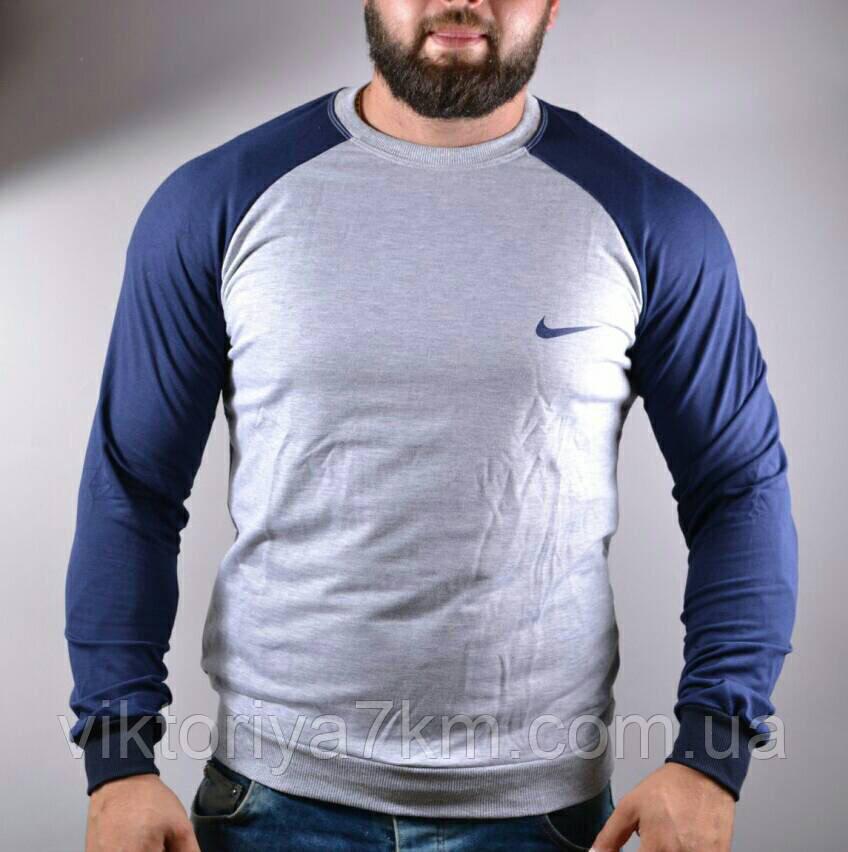 """Реглан мужской спортивный (M-2XL) """"Sport"""" RS2-1737"""
