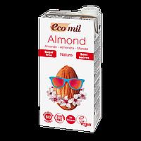 Миндальное молоко без сахара Ecomil 1 л