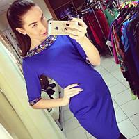 """Женское платье """"Камни"""" (4 цвета), фото 1"""