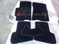Ворсовые коврики MAZDA 626 GE с 1992-1997 гг.