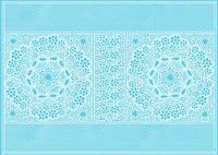 Текстурный мат для гибкого айсинга SUGARVEIL размер 27х40см