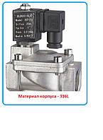 """Клапан электромагнитный  RSP-15J, 1"""" нерж., фото 1"""