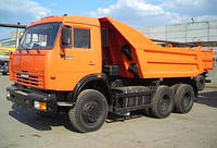 Аренда самосвал КАМАЗ-55111