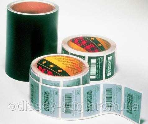 Материалы 3М 7846, пленка 7848 для печати этикеток методом лазерной гравировки