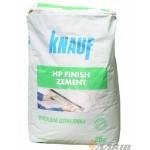Шпаклевка Knauf finish zement (кнауф шиниш цемент) 25 кг