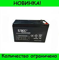 Аккумулятор BATTERY 12V 9A UKC!Розница и Опт