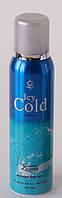 Icy Gold парфюмированный дезодорант 150ml
