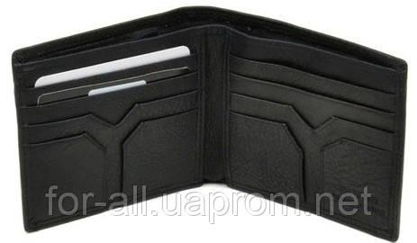 Мужское портмоне dr.Bond M5900 black в магазине Модная покупка