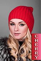 Модная молодежная шапка, разные цвета