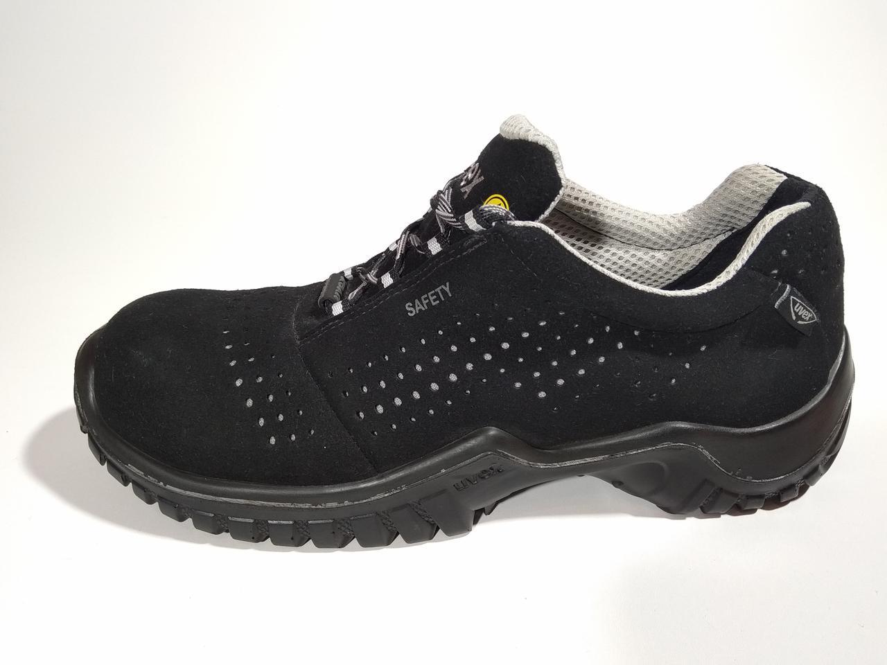 Туфли защитные UVEX (Италия). спецобувь . Размер 44