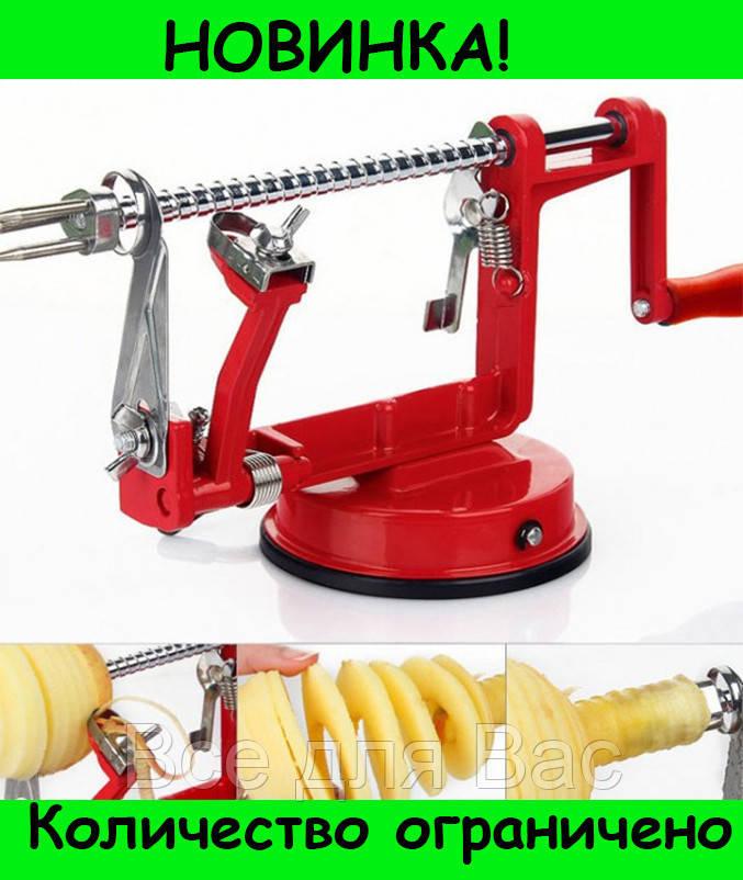 Машинка для резки картофеля спиралью Spiral Potato!Розница и Опт