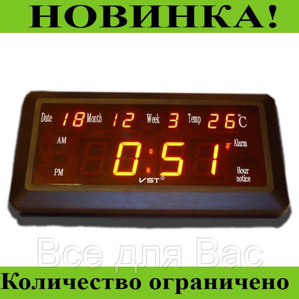 Настольные часы от прикуривателя VST 780W-1!Розница и Опт
