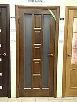 Двери Белоруссии Квадро ПОО каштан, фото 2
