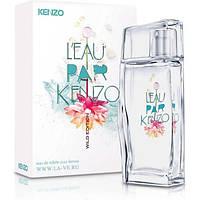 Женская туалетная вода L'Eau par Kenzo Wild Edition (легкий цветочно-фруктовый аромат)