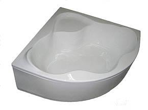 Угловая акриловая ванна Bisante Мона 1500х1500х610 мм, фото 2