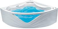 Угловая акриловая ванна Bisante Каталина 1500х1500х650 мм