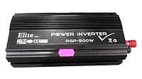 Инвертор напряжения Power Inverter Elite Lux 500 Watt